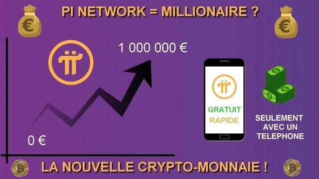 Réseau Pi Network le nouveau Bitcoin