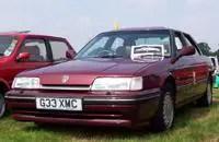 Rover 800 Sterling - Steve Whipps