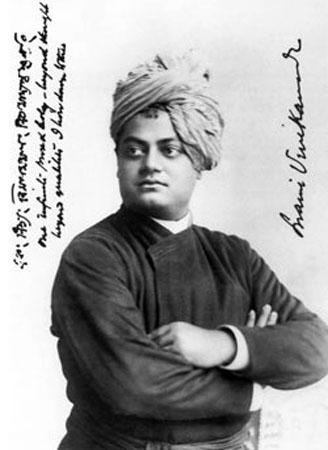 "Man same as like his Name ""Swami vivekanand"""