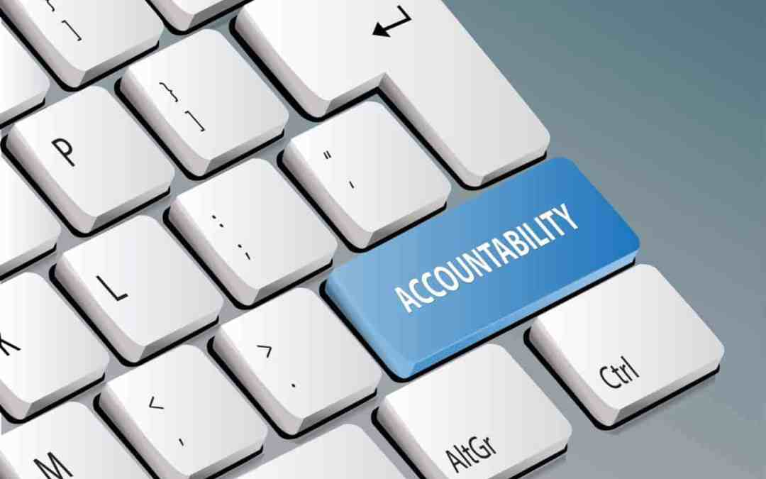 How to Master Accountability