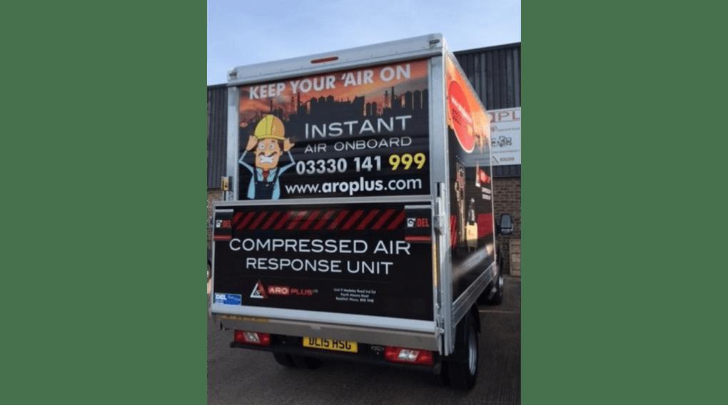 Compressed Air Response Unit