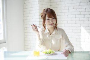 ダイエット中1日3食食べたら太りそう!