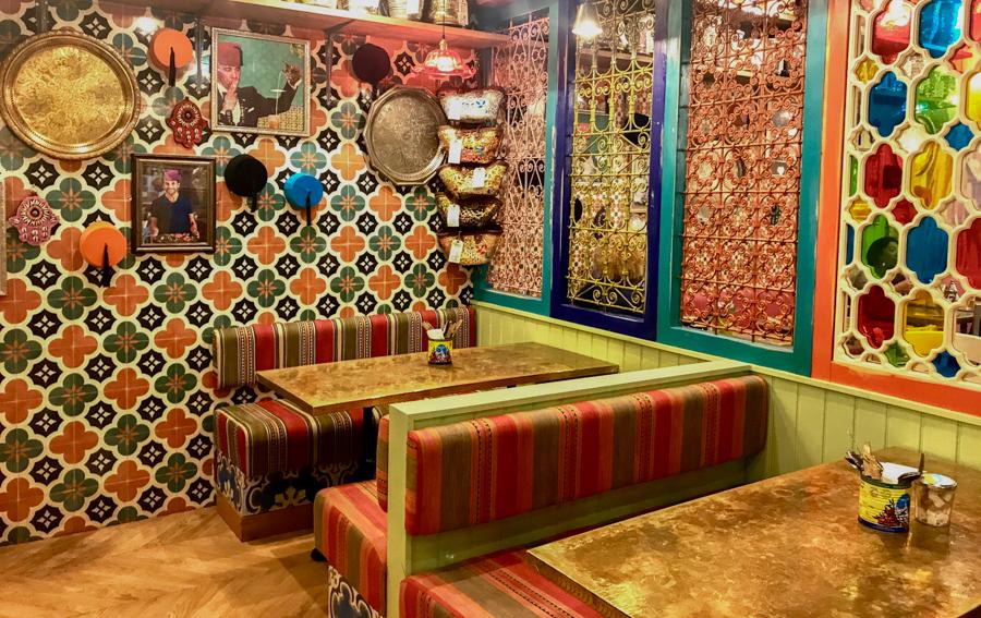Comptoir Libanis - Booths