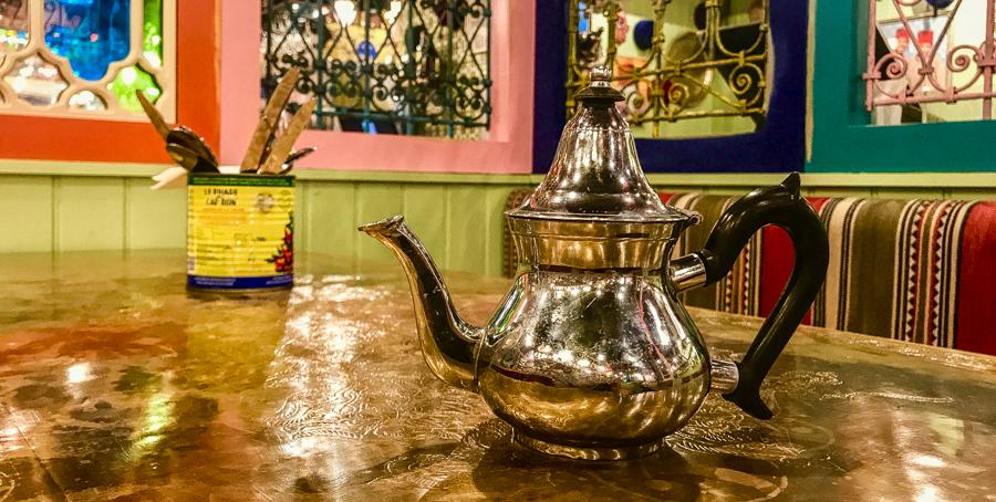 Comptoir Libanis - Teapot