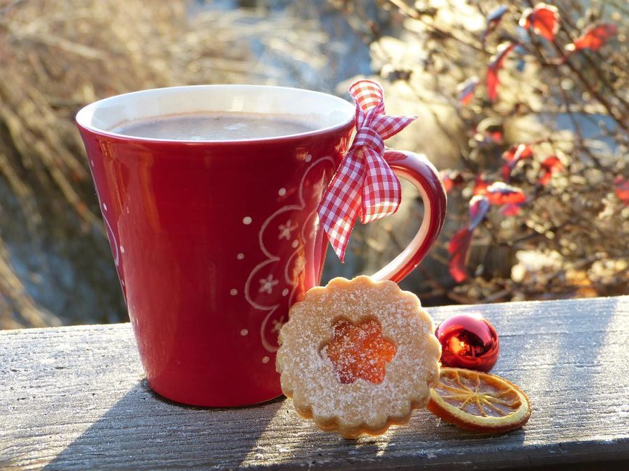 Blogmas - Hot Chocolate