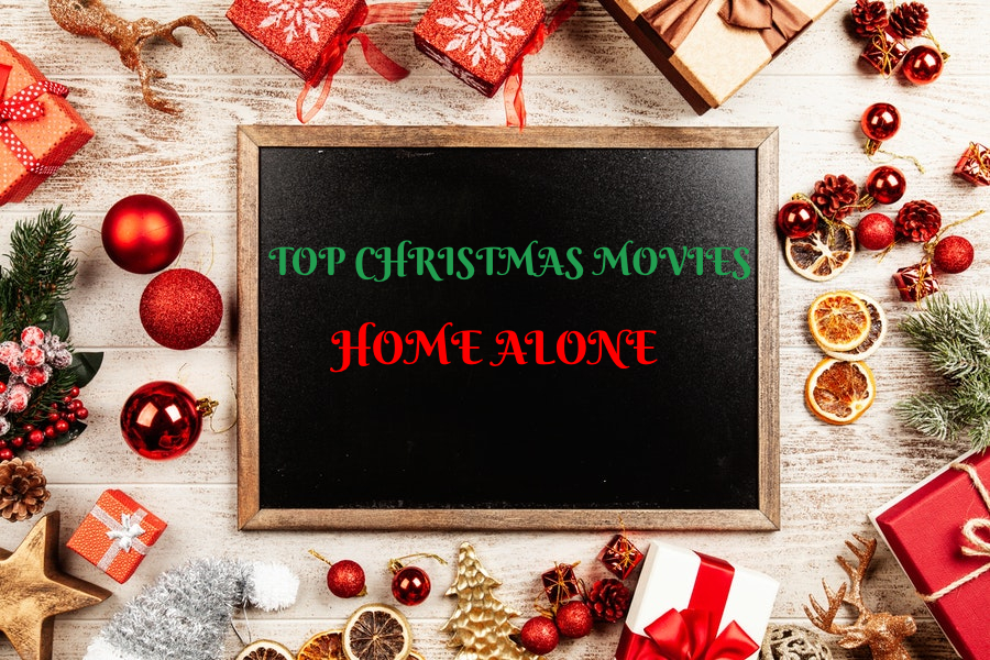 Christmas Movies - Home Alone