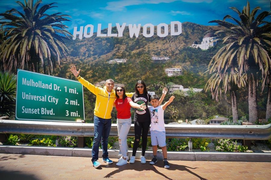 Day trip to Universal Studios LA