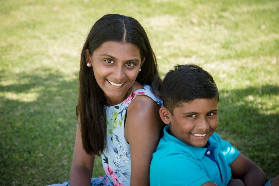Shalini and Shivam