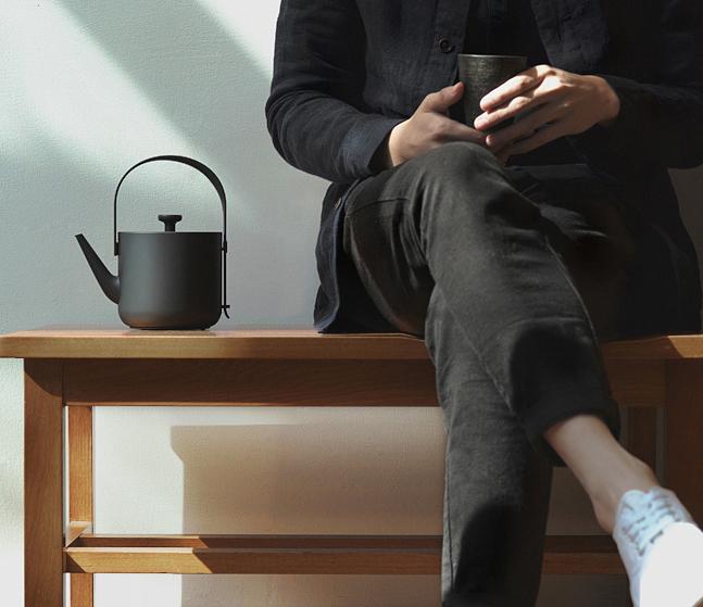 茶素材,電水壺