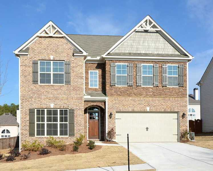 New Dacula Home In Brookside Crossing