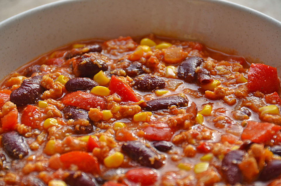 Chilli Sin Carne Recipe