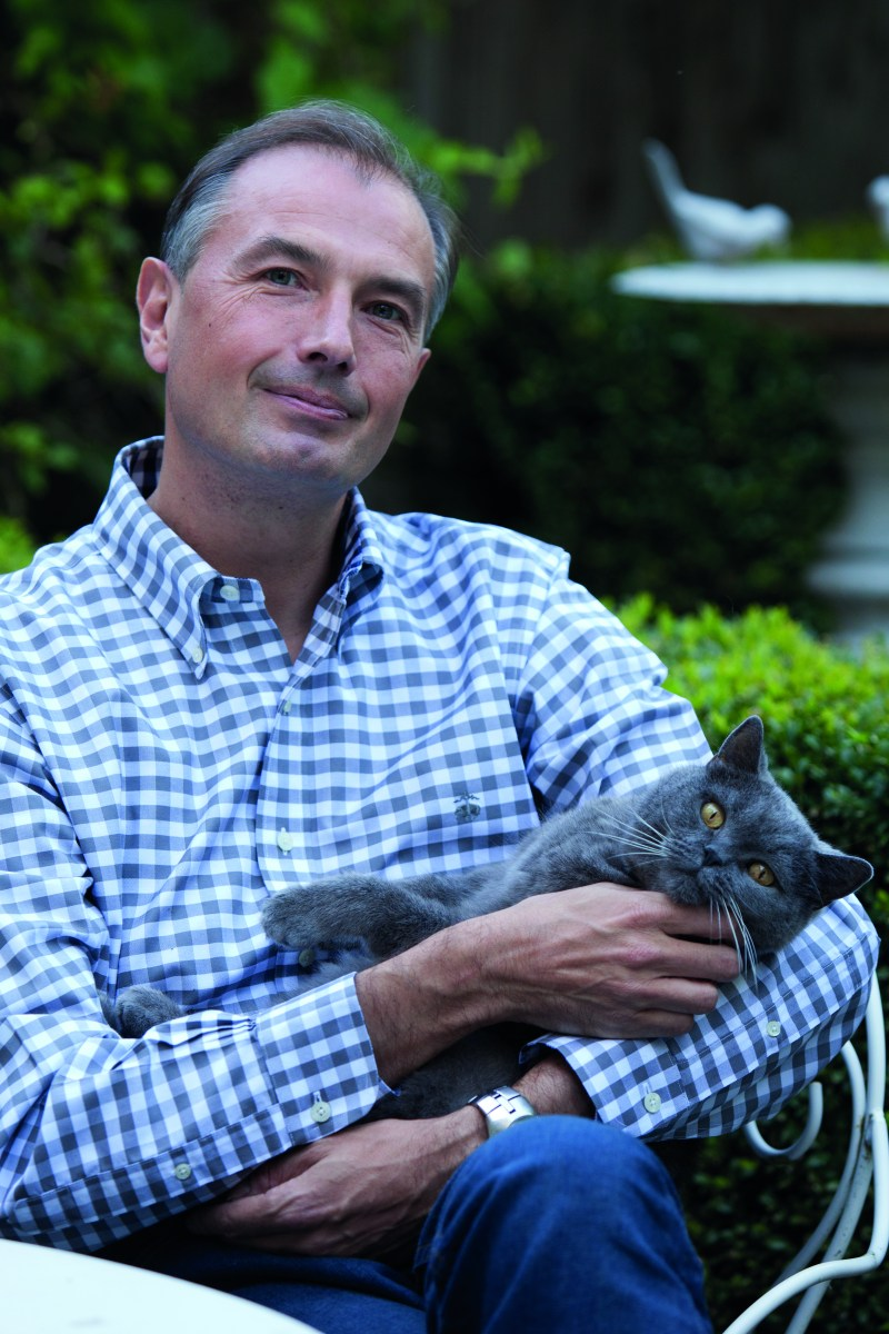 The Last Word: Lawrence Roullier White - owner of lifestyle store, Roullier White