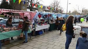 West Dulwich Stalls Spring Fair