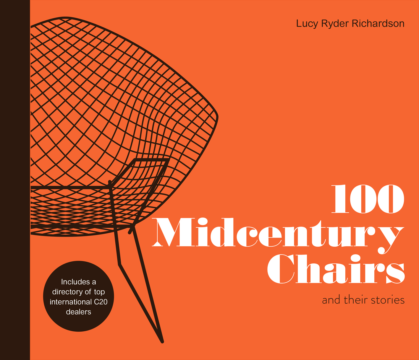 100 midcentury chairs and their stories around dulwich