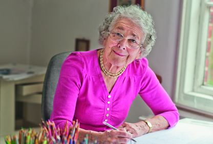 JudithKerr Looking ©Eliz Huseyin copy