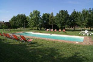 Agriturismo Casa di Campagna piscina