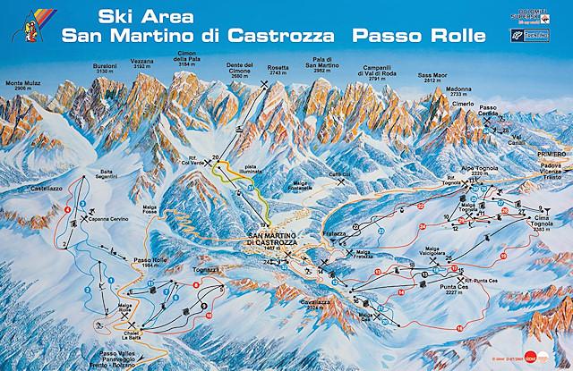 san-martino-di-castrozza-passo-rolle-mapa
