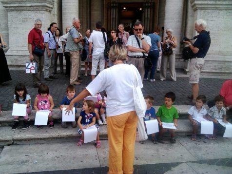 Roma con i bambini Visite guidate mage_campidoglio