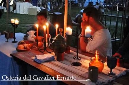 La Cena Medioevale