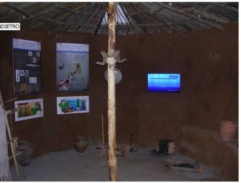 Museo Geopaleontologico di Velletri-la capanna