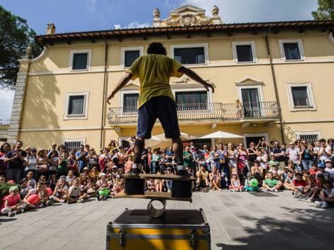 Isola di Einstein. La fisica e l'equilibrio. Dimostrazione pratica.