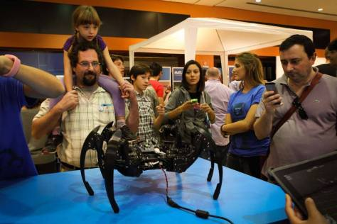 Maker Faire Rome. I bambini scoprono la tecnologia e l'innovazione