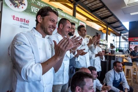 Taste of Rome 2015 -Chef