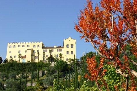weekend autunno bambini giardini di castel trauttmansdorff merano
