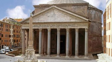 dormire a Roma_pantheon