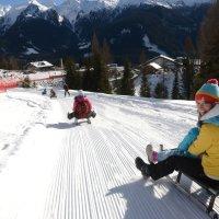 Sciare si, sciare no: la Val di Fiemme e il family hotel delle cinque mamme