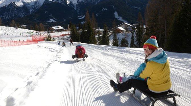 Sciare si, sciare no: è in Trentino il family hotel delle cinque mamme