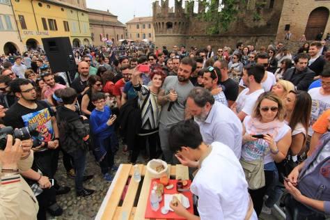Pasqua alla Rocca di Fontanellato