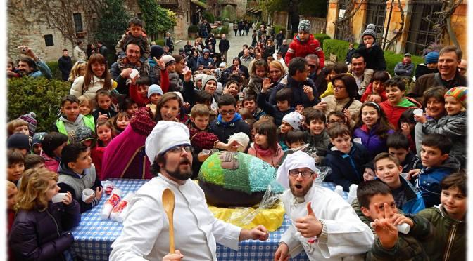 Pasqua 2016 al Castello di Rivalta: una giornata tra fiabe e cavalieri
