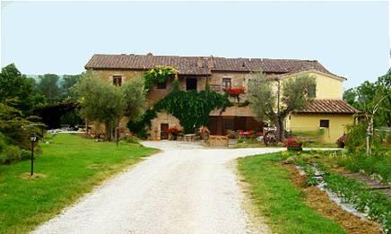 Agriturismo La Casa di Campagna, Magione Perugia.