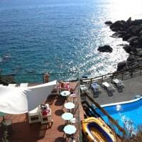 A picco sul mare delle Cinque Terre: il Resort per famiglie in Liguria