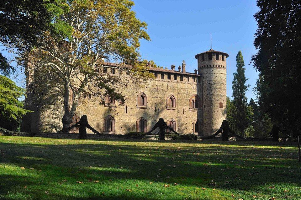 Castelli da visitare con i bambini Castello di Grazzano Visconti