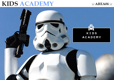 Star Wars Academy a Montecatini Terme. Ponte del 25 aprile 2016