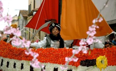 weekend bambini umbria Festa del Tulipano e di primavera