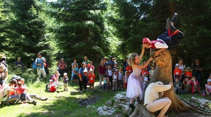 Trentino con i bambini, estate 2019 in Alpe Cimbra: eventi, escursioni, family hotel