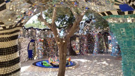 Weekend toscana bambini giardino dei tarocchi parco artistico