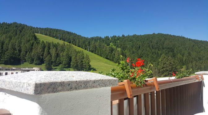 Hotel Grizzly a Fondo Piccolo di Folgaria, per salire in montagna si parte da qui