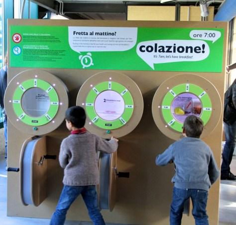 idee weekend per bambini lazio museo explora Roma