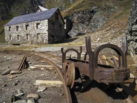 Idee weekend con i bambini in italia Museo minerario Ridanna Monteneve Bolzano