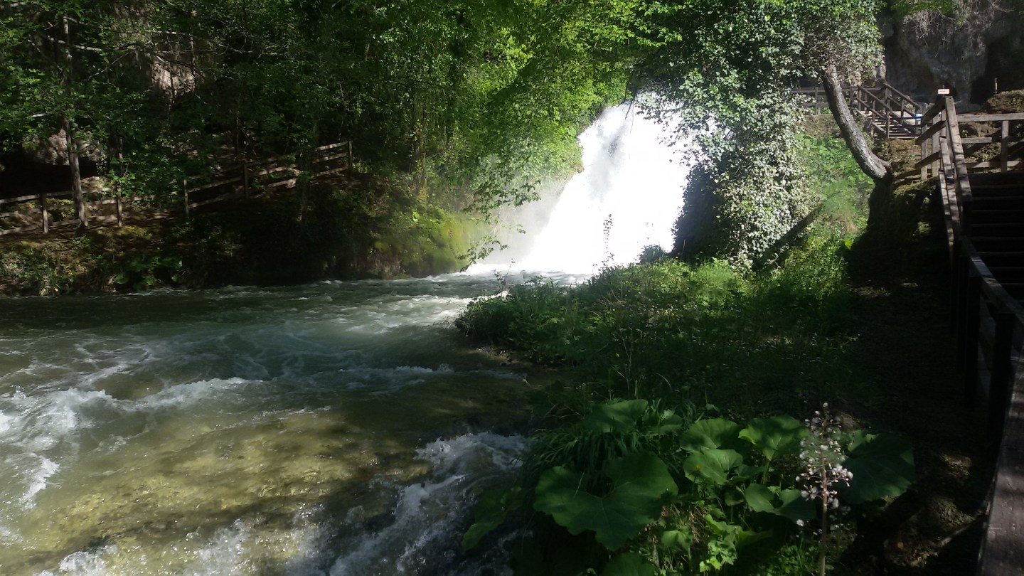 weekend bambini cascate delle marmore
