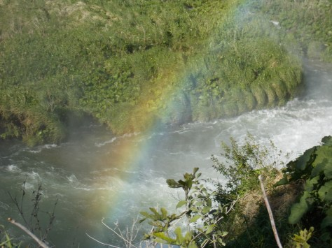 weekend in umbria con i bambini: cascate-delle-marmore