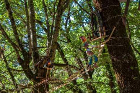 43 idee per un weekend con i bambini marche bosco di sefro