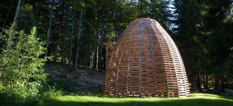 idee per un weekend con i bambini in Italia Arte Sella Trentino
