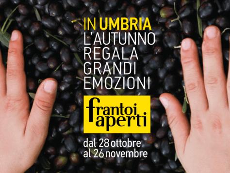 Umbria-frantoi aperti 2017