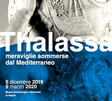 Thalassa-mostra al MANN-Napoli