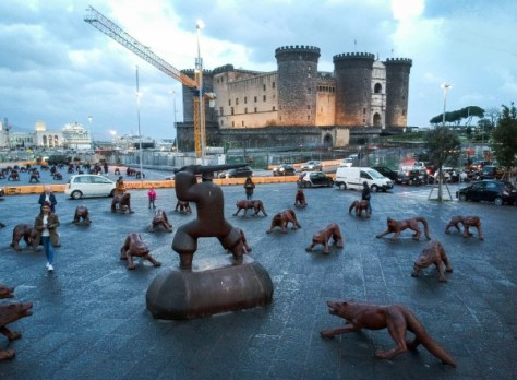 Wolves Coming- Napoli 3-ph.Repubblica